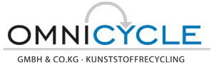 omnicycle GmbH & Co. KG Kunststoffrecycling Logo
